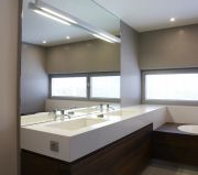 natuursteen in de badkamer - dedoruin, Badkamer